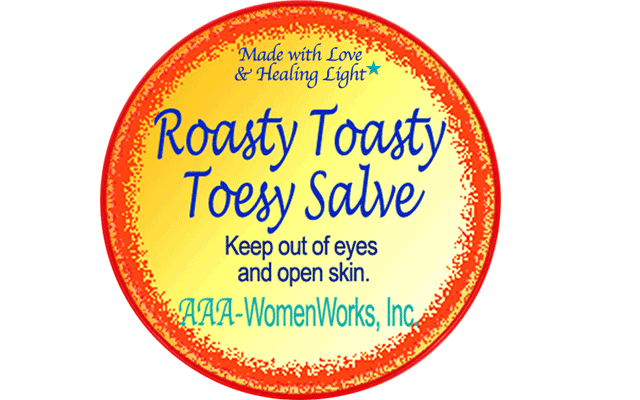 roasty toasty toesy salve